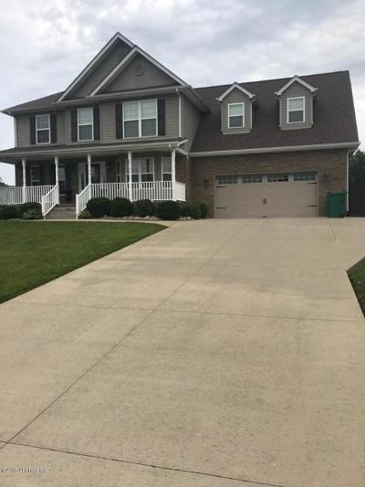 Hardin County Single Family Home For Sale: 384 Black Raven Ct