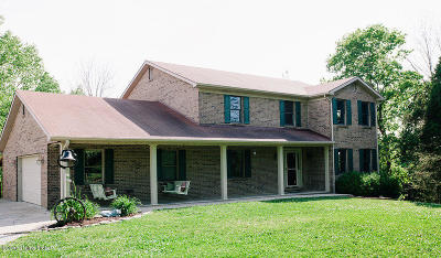 Single Family Home For Sale: 1215 Stratton Rd