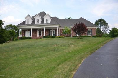 Shelby County Single Family Home For Sale: 8 Braxton Ct
