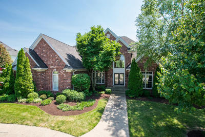 Oldham County Single Family Home For Sale: 12804 Ridgemoor Dr