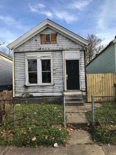 Jefferson County Single Family Home For Sale: 467 N 29th St