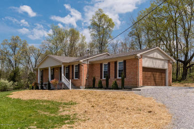 Oldham County Single Family Home For Sale: 1807 Circleview Dr