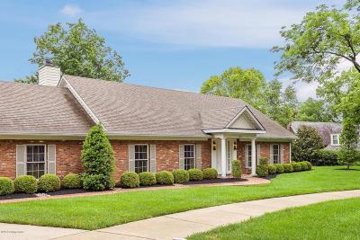Louisville Single Family Home For Sale: 617 Sunnyside Dr