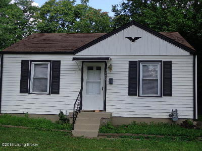 Louisville Single Family Home For Sale: 3449 Glendale Ave
