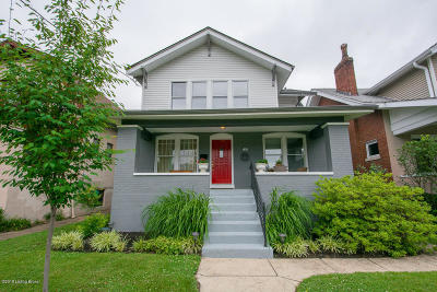 Highlands Single Family Home For Sale: 1935 Roanoke Ave