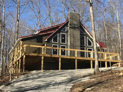 Edmonson County Single Family Home For Sale: 39 Moutardier Bluffs