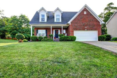 Single Family Home For Sale: 2212 Margate Ct