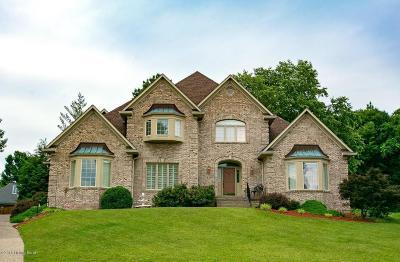 Louisville Single Family Home For Sale: 1607 Cristland Rd