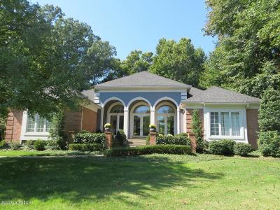 Prospect KY Single Family Home For Sale: $535,000