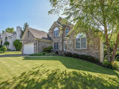 Louisville Single Family Home For Sale: 4409 Saratoga Hill Rd