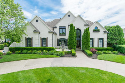 Prospect KY Single Family Home For Sale: $850,000