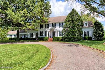 Oldham County Farm For Sale: 3901 Greenhaven Ln