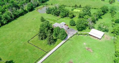 Fisherville Single Family Home For Sale: 2130 Clark Station Rd