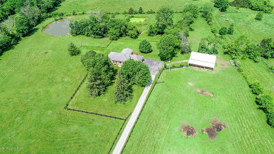 Fisherville Farm For Sale: 2130 Clark Station Rd