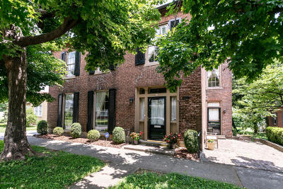 Bardstown Single Family Home For Sale: 109 S Fifth St