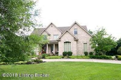 Floyds Knobs Single Family Home For Sale: 3700 Mirville Ct
