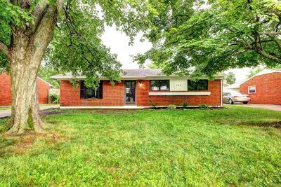 Bullitt County Single Family Home For Sale: 719 Hillview Blvd