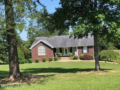 Bardstown Single Family Home For Sale: 5427 Loretto Rd