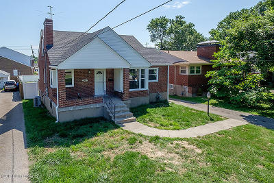 Louisville Single Family Home For Sale: 3017 Bobolink Rd
