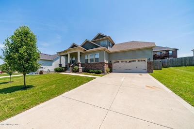 Bullitt County Single Family Home For Sale: 434 Berger Farm Dr