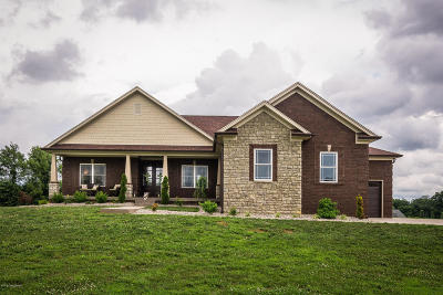 Spencer County Single Family Home For Sale: 21 Scarlet Ct