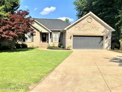Jefferson County Single Family Home For Sale: 8115 Manslick Rd