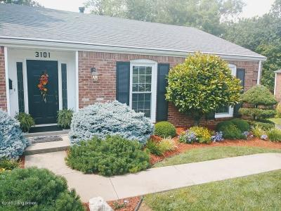 Louisville Single Family Home For Sale: 3101 Gambriel Ct
