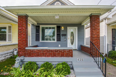 Louisville Single Family Home For Sale: 435 E Brandeis Ave