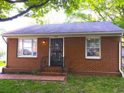 Louisville Single Family Home For Sale: 2503 Emil Ave