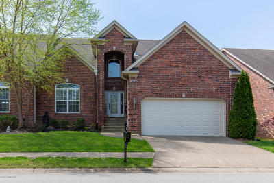 Louisville Single Family Home For Sale: 3014 Crystal Waters Way