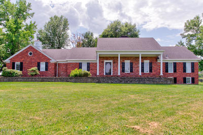 Shelbyville Single Family Home For Sale: 2698 La Grange Rd