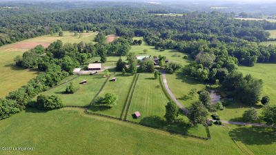 Oldham County Farm For Sale: 6701 Shrader Ln