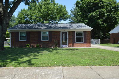 Louisville KY Single Family Home For Sale: $122,000