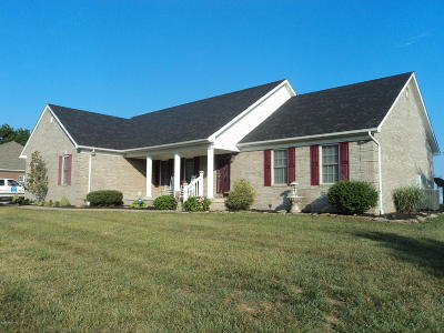 Bardstown Single Family Home For Sale: 135 Woohill Rd