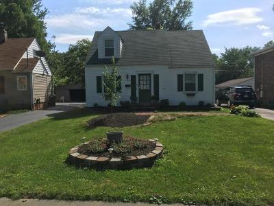 Louisville KY Single Family Home For Sale: $172,500