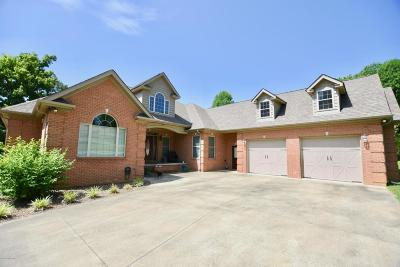 Leitchfield Single Family Home For Sale: 257 Serena Cir