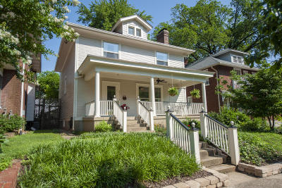Louisville Single Family Home For Sale: 2217 Glenmary Ave