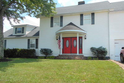 Leitchfield Single Family Home For Sale: 810 W Main St