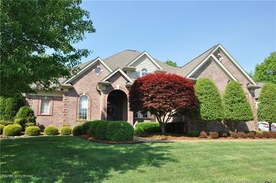 Sellersburg IN Single Family Home For Sale: $625,000