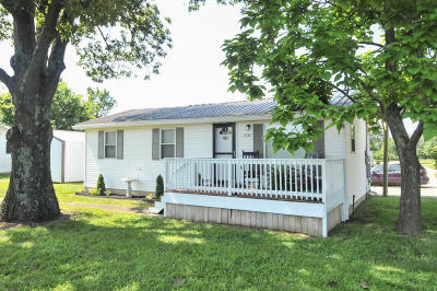 Shepherdsville Single Family Home For Sale: 2787 W Hwy 44