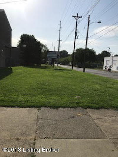 Louisville Residential Lots & Land For Sale: 835 S Shelby St