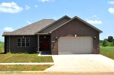 Hardin County Single Family Home For Sale: 222 Royal Birkdale Ct