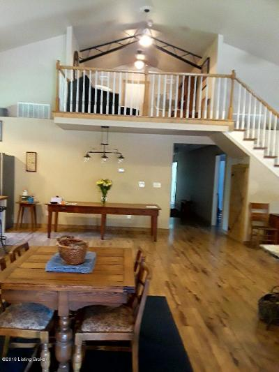 Spencer County Single Family Home For Sale: 5681 Little Mount Rd