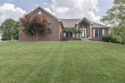 Oldham County Single Family Home For Sale: 4015 Old Farm Dr