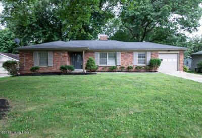 Louisville KY Single Family Home For Sale: $249,500