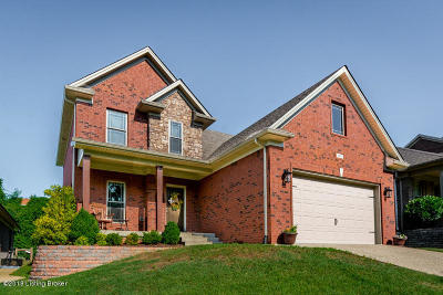 Louisville Single Family Home For Sale: 3930 Bristol Oaks Dr