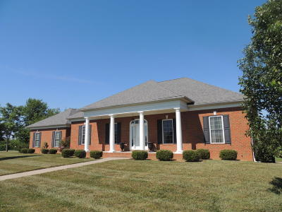 Bardstown Single Family Home For Sale: 141 Remington Dr