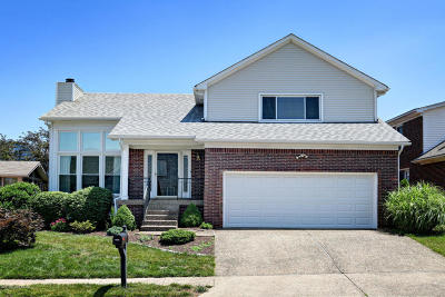 Louisville Single Family Home For Sale: 2807 Bradford Grove Ln