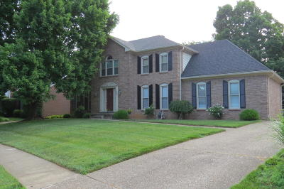 Louisville KY Single Family Home For Sale: $335,500