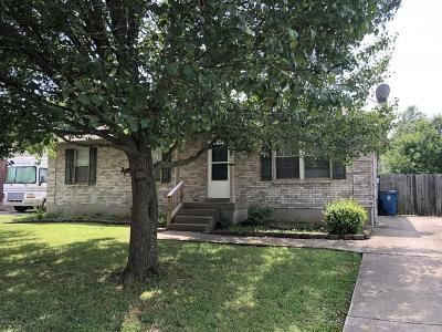 Meade County, Bullitt County, Hardin County Single Family Home For Sale: 197 River Trace